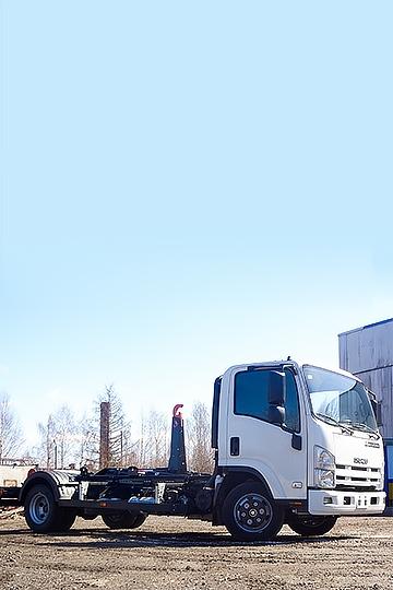 Мультилифт KROMANN MS7S на шасси ISUZU NQR90