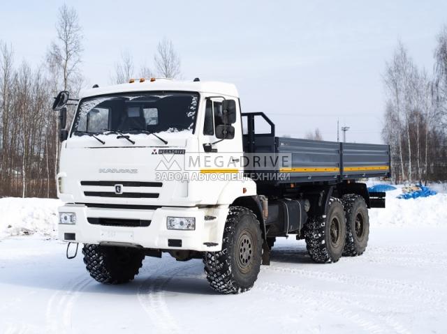 Бортовой автомобиль КАМАЗ-43118