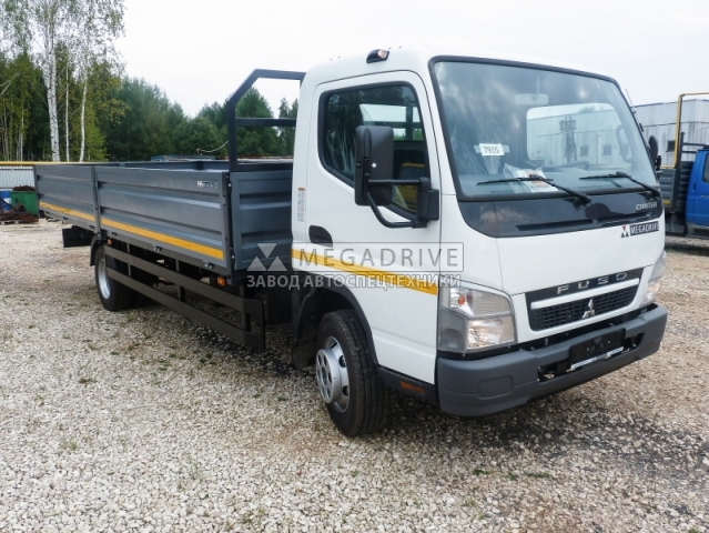 Бортовой автомобиль Fuso Canter (steel)